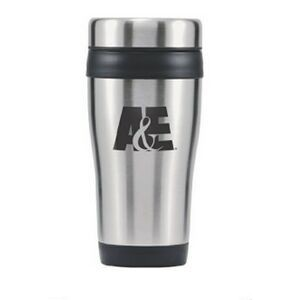 16 Oz. Insulated Travel Tumbler with Lid