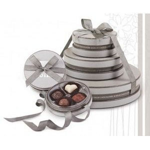 Cirque Collection Belgian Chocolate Gift Tower