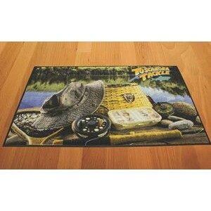 3'x10' DigiPrint™ High Definition Nylon Indoor Carpeted Logo Mat