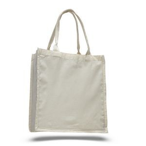 Fancy Cotton Shopper Bag