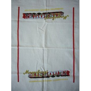 Flour Sack Vintage kitchen towel
